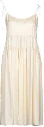 Saint Laurent Knee-length dresses