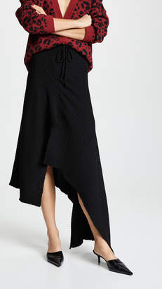 Marques Almeida Draped Skirt