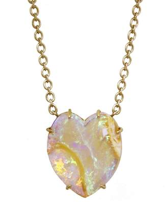 Irene Neuwirth 28.84 Carat Opal Heart Necklace