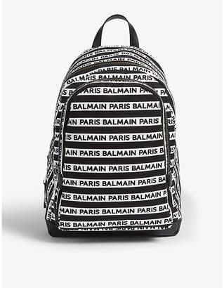 Balmain Branded backpack
