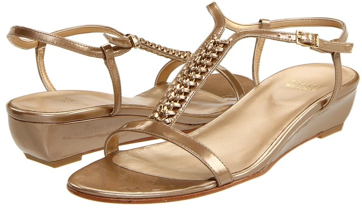 Stuart Weitzman Cadena (Sulphur Quasar) - Footwear
