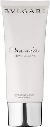 Bvlgari Omnia Crystalline Body Lotion