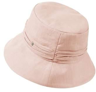 Helen Kaminski Linen Bucket Hat