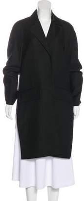 Celine Wool Knee-Length Coat