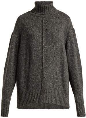 Isabel Marant Harriett oversized roll-neck cashmere sweater