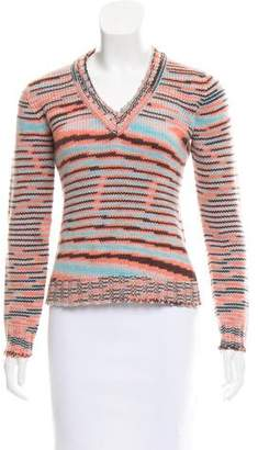 Missoni Space Dyed Cashmere Sweater