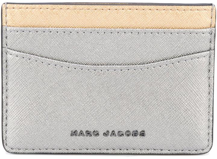Marc JacobsMarc Jacobs Tricolor card case