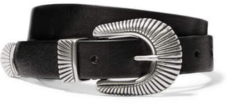 Andersons Anderson's - Leather Belt - Black