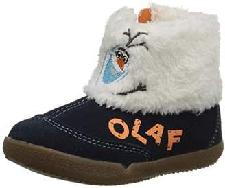 Stride Rite Disney Frozen Olaf Winter Boot (Toddler)
