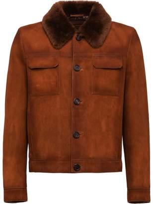 Prada vintage-look jacket