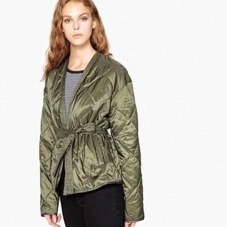 La Redoute COLLECTIONS Lightweight Kimono Style Padded Jacket
