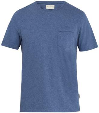 Oliver Spencer Warren patch-pocket cotton T-shirt