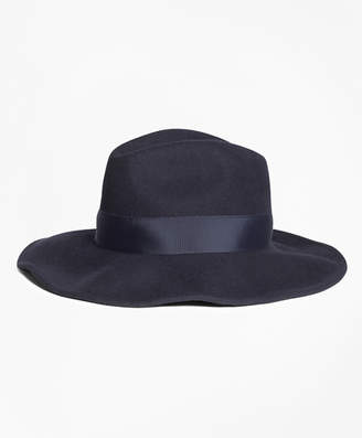 Brooks Brothers Felted Wool Fedora