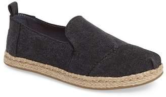 Toms Alpargata Espadrille Slip-On Sneaker
