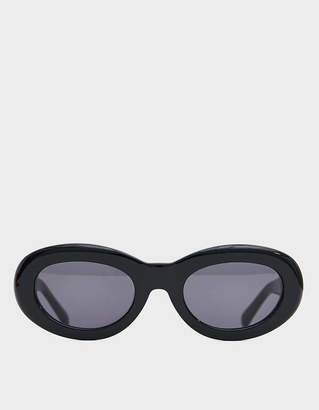 Sun Buddies Courtney Sunglasses in Black