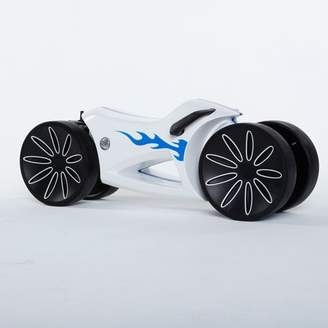 Prince Lionheart yoMOTO Ride-On Bike - White/Blue_White; Blue