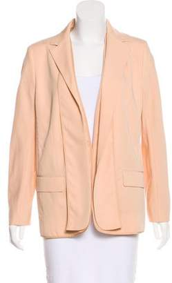 Reed Krakoff Wool Notch-Lapel Blazer