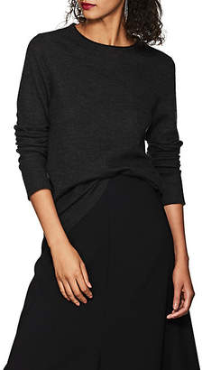 The Row Women's Sydnia Cashmere-Silk Sweater - Gray