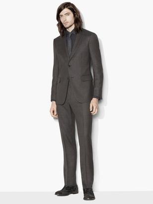 Hampton Birdseye Suit $1,898 thestylecure.com