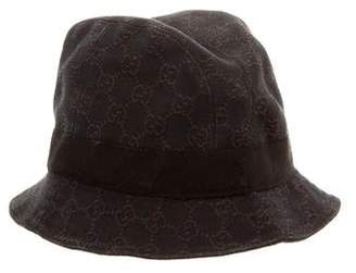 Gucci Jacquard Bucket Hat