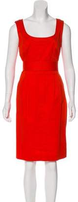 Tory Burch Knee-Length Sleeveless Dress