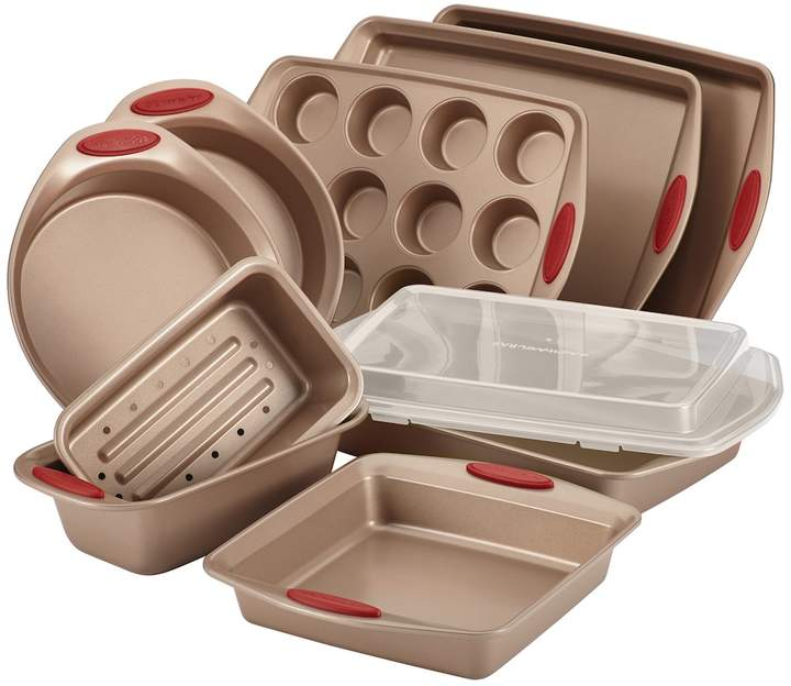 Rachael Ray Cucina 10-pc. Nonstick Bakeware Set