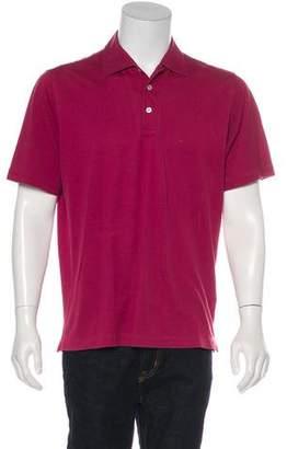 Kiton Piqué Polo Shirt