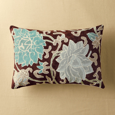Moorish Flower Pillow