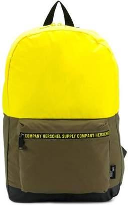 Herschel colourblock backpack
