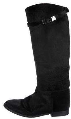 Hermes Ponyhair Jumping Boots