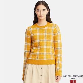 Uniqlo Women's Jacquard Sweater (ines De La Fressange)