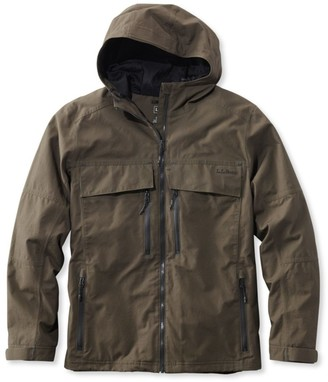 L.L. Bean L.L.Bean Men's Double L TEKCotton Fishing Jacket