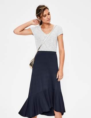 70ec81266 Navy Mid-calf Skirts - ShopStyle