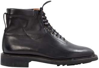 John Lobb Leather boots