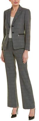 Tahari by Arthur S. Levine Tahari Asl Pant Suit Set