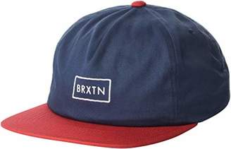 Brixton Men's RIFT MP SNBK
