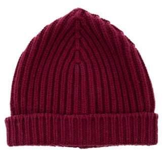 1acbdac04 Burgundy Knit Hat - ShopStyle