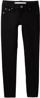 Tractr 5 Pocket Ponte Knit Legging (Big Girls)