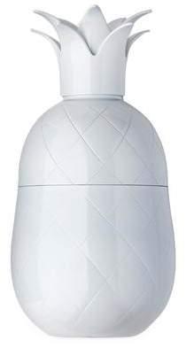 W & P Design WP Design Pineapple Cocktail Shaker in White