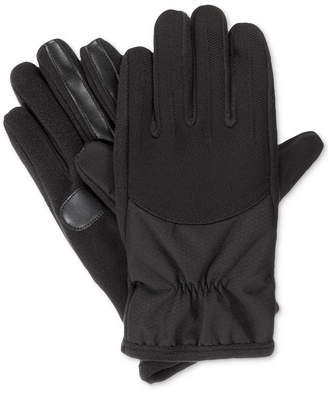 Isotoner Signature Men's Stretch Gloves