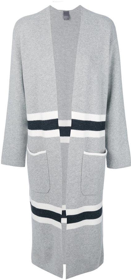 Lorena Antoniazzi contrast coat