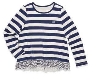 Vineyard Vines Toddler's, Little Girl's & Girl's Cotton Top