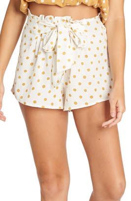 Billabong Flirt For It Tie Waist Shorts