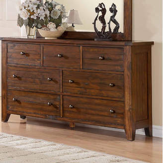 Modus Designs Cally 7 Drawer Standard Dresser