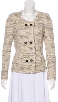 Isabel Marant Virgin Wool Knit Jacket