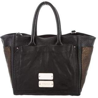 See by Chloe Grain Leather Satchel