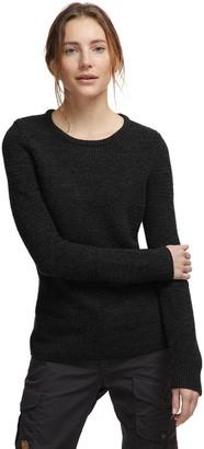 Fjallraven Ovik Structure Sweater - Women's