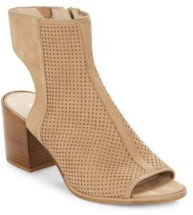Kenneth Cole New York Charlo Perforated Ankle Boots