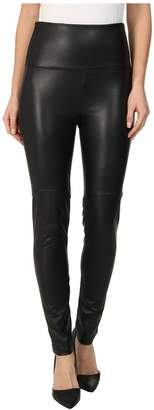 Lysse Faux Leather Shaping Legging Women's Casual Pants