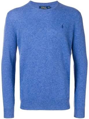 Polo Ralph Lauren cashmere logo jumper